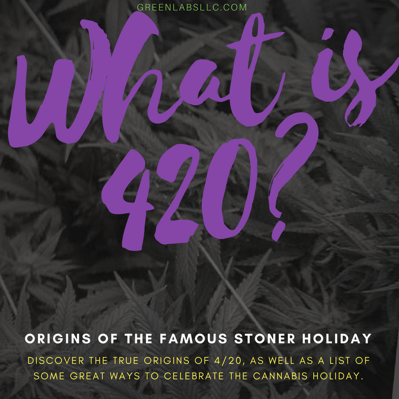 what is 420, 420 origins